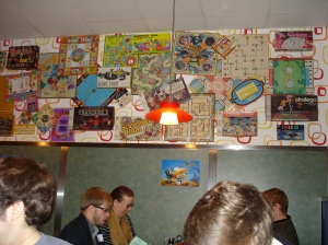Figure 3: The board games